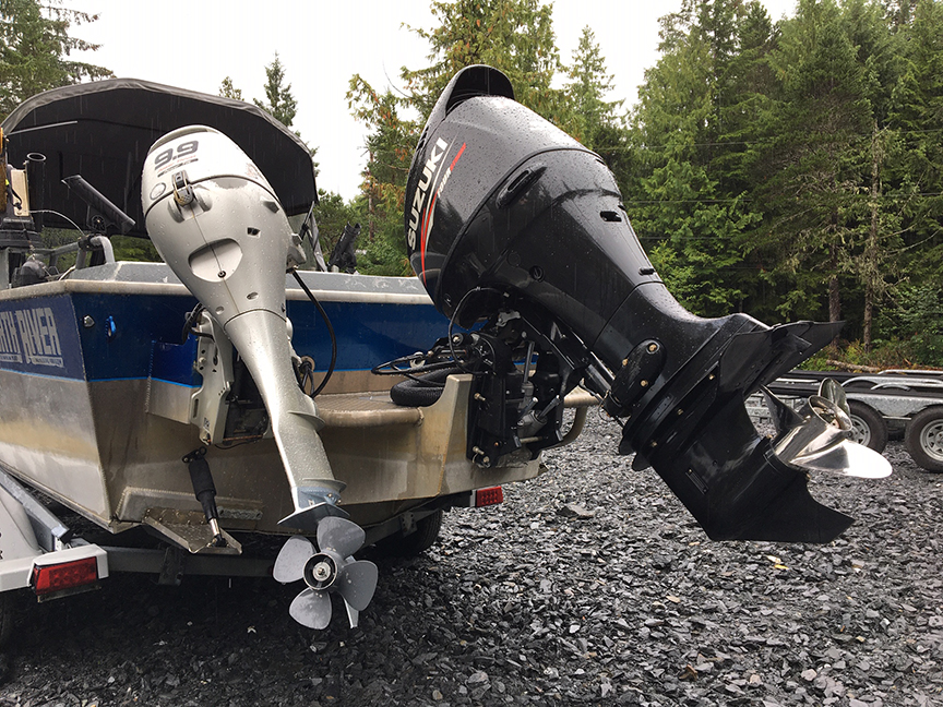 suzuki, outboard, marine, mechanic, job, Ketchikan, Alaska